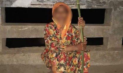 করোনা সন্দেহে মাকে জঙ্গলে ফেলে গেলেন সন্তানেরা