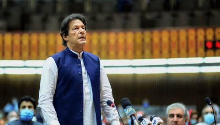 লাদেনকে 'শহীদ' বলে সমালোচিত পাকিস্তান প্রধানমন্ত্রী