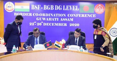 'বিজিবি-বিএসএফ' পারস্পরিক সহযোগিতা আরও বাড়বে